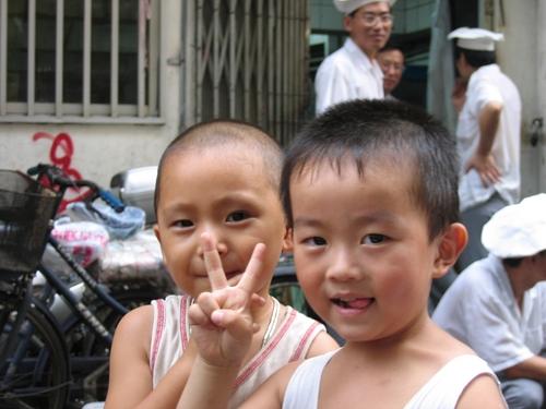 Shanghai_enfants