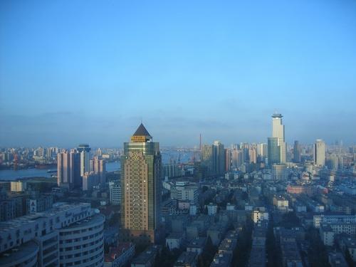 Shanghai_fleuve_ciel